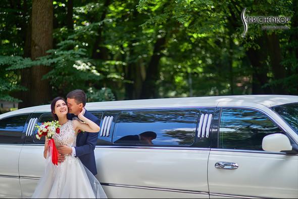 Свадьба на природе возле частного дома с выездной церемонией - фото №33