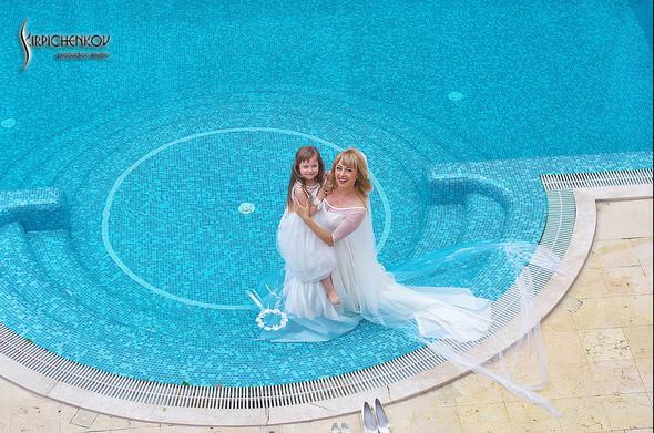 Свадебные фото на море в Одессе, фото в Оперном театре и на маковом поле - фото №51