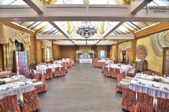 Свадебные фото на Мануфактуре и выездная церемония в ресторане Kidev - фото №63