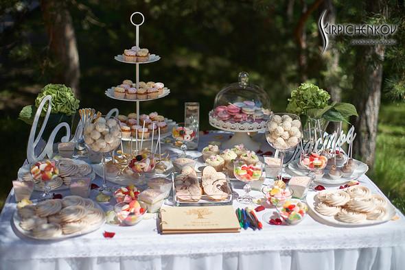 Свадебные фото на территории Соби Клаб, выездная церемония - фото №69