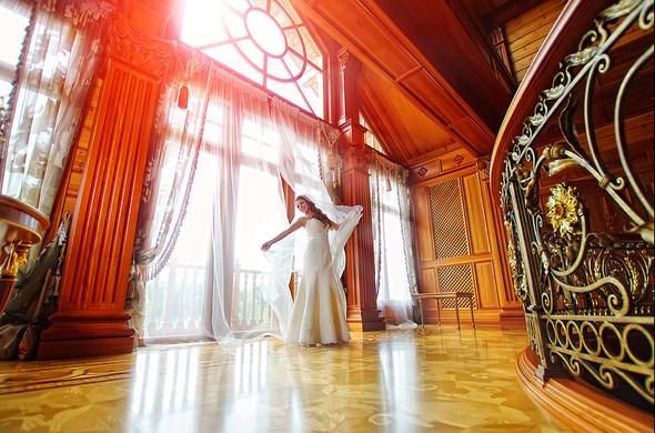 Свадебная фотосьемка в Межигорье - фото №7