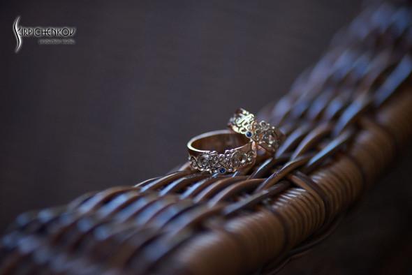 Свадебные фото на территории Соби Клаб, выездная церемония - фото №1