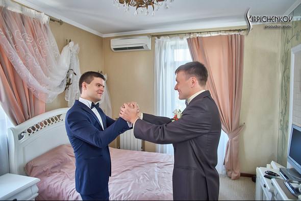 Свадьба на природе возле частного дома с выездной церемонией - фото №13