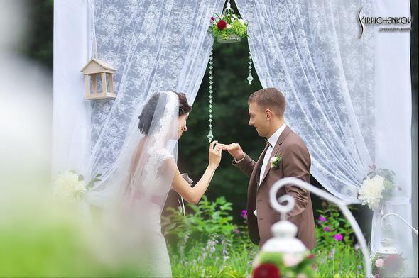 Свадебные фото в яблочном саду, г. Чернигов - фото №57