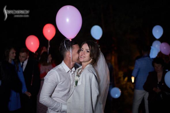 Свадебные фото на территории Соби Клаб, выездная церемония - фото №108