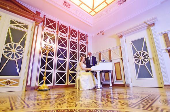 Свадебная фотосьемка в Межигорье - фото №21