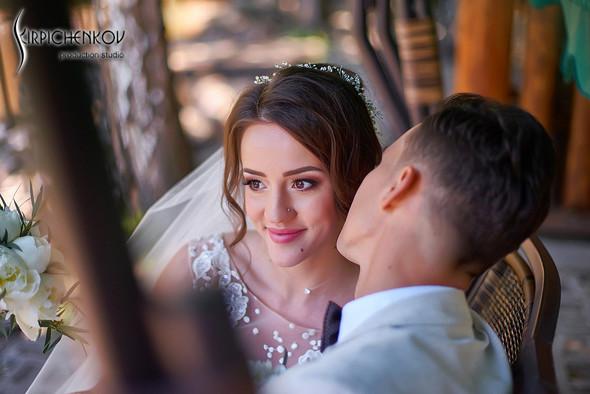 Свадебные фото на территории Соби Клаб, выездная церемония - фото №39