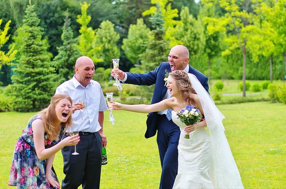 Свадебная фотосьемка в Межигорье - фото №31