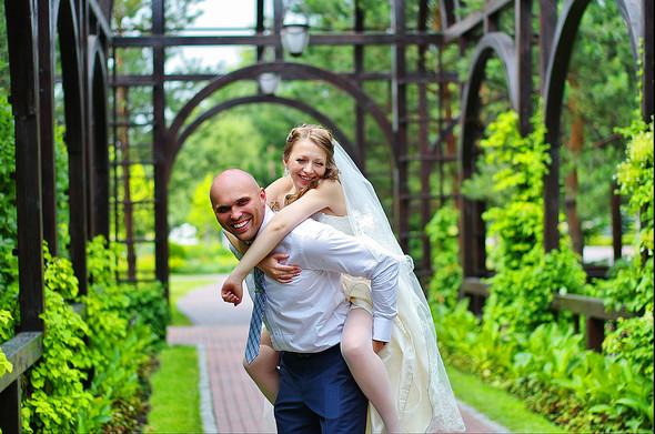 Свадебная фотосьемка в Межигорье - фото №39