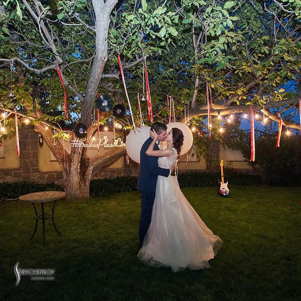 Свадьба на природе возле частного дома с выездной церемонией - фото №95