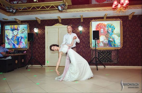 Свадебные фото в яблочном саду, г. Чернигов - фото №73