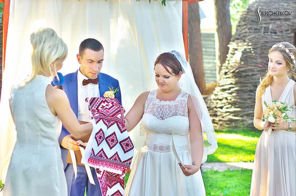 Свадебные фото на Мануфактуре и выездная церемония в ресторане Kidev - фото №86