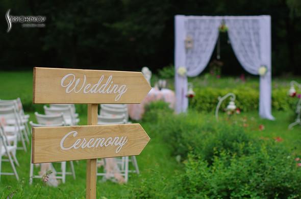 Свадебные фото в яблочном саду, г. Чернигов - фото №49