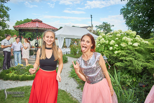 Свадьба на природе возле частного дома с выездной церемонией - фото №82