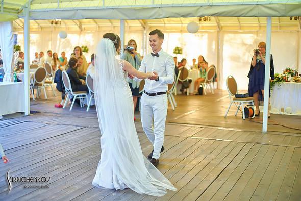 Свадебные фото на территории Соби Клаб, выездная церемония - фото №99