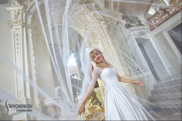 Свадебные фото на море в Одессе, фото в Оперном театре и на маковом поле - фото №76