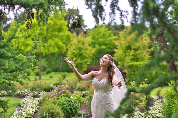 Свадебная фотосьемка в Межигорье - фото №26