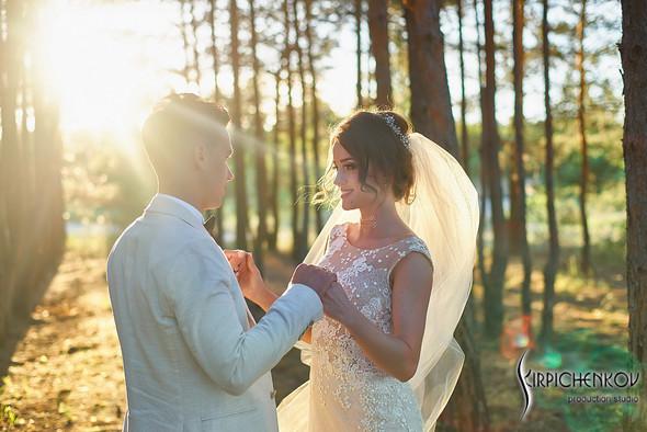 Свадебные фото на территории Соби Клаб, выездная церемония - фото №88