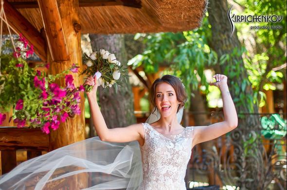 Свадебные фото на территории Соби Клаб, выездная церемония - фото №28