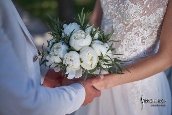 Свадебные фото на территории Соби Клаб, выездная церемония - фото №58
