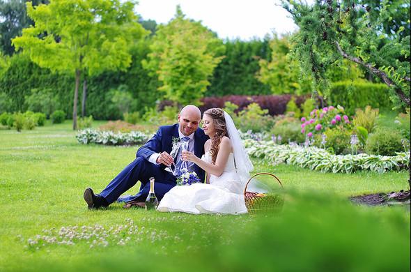 Свадебная фотосьемка в Межигорье - фото №27