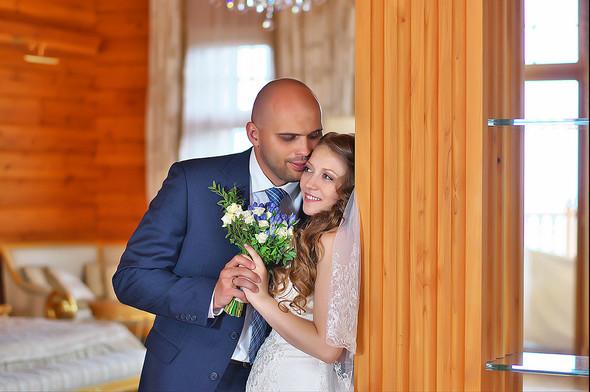 Свадебная фотосьемка в Межигорье - фото №11