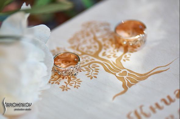 Свадебные фото на территории Соби Клаб, выездная церемония - фото №7