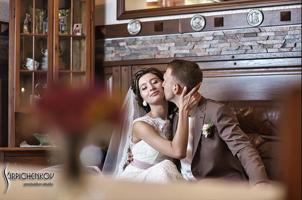 Свадебные фото в яблочном саду, г. Чернигов - фото №44