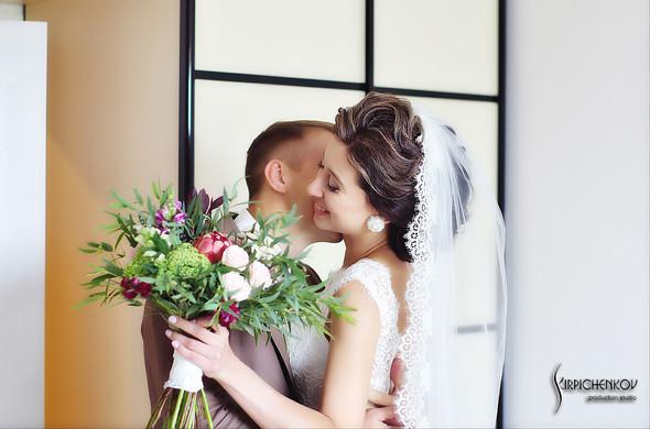 Свадебные фото в яблочном саду, г. Чернигов - фото №9