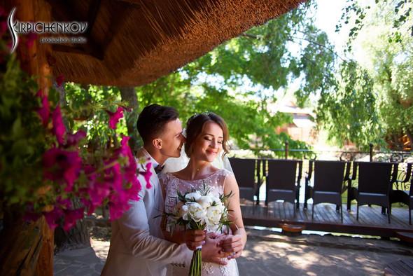 Свадебные фото на территории Соби Клаб, выездная церемония - фото №25