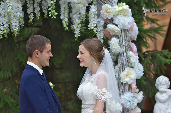 Свадебные фото в каньоне Буки и выездная церемония в ресторане Фортеця - фото №78