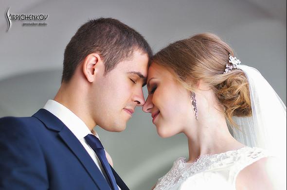Свадебные фото в каньоне Буки и выездная церемония в ресторане Фортеця - фото №26