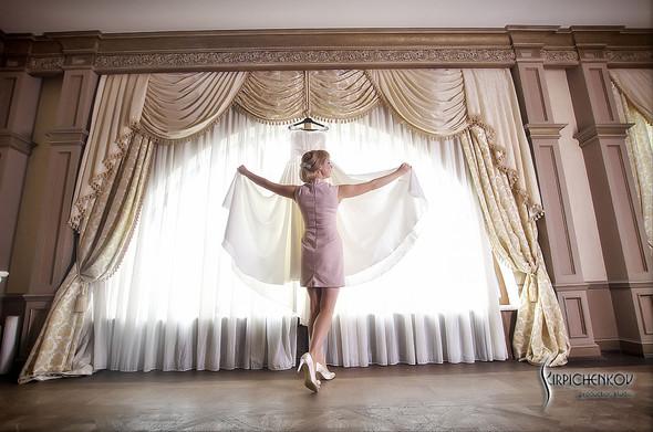 Свадебные фото на море в Одессе, фото в Оперном театре и на маковом поле - фото №7