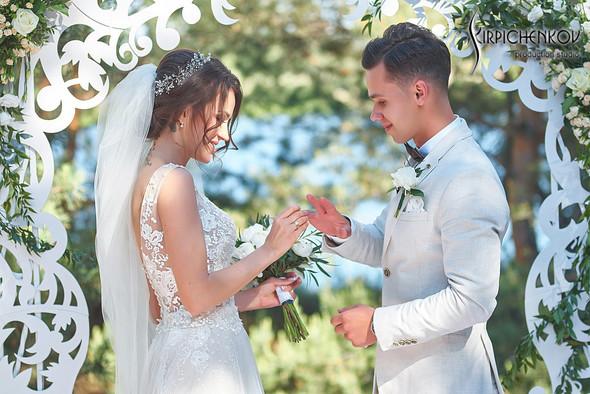 Свадебные фото на территории Соби Клаб, выездная церемония - фото №81