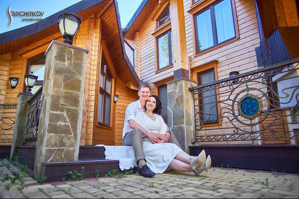 Свадебные фото в Сухолучье, Киевское море и сьемка в поле  - фото №32