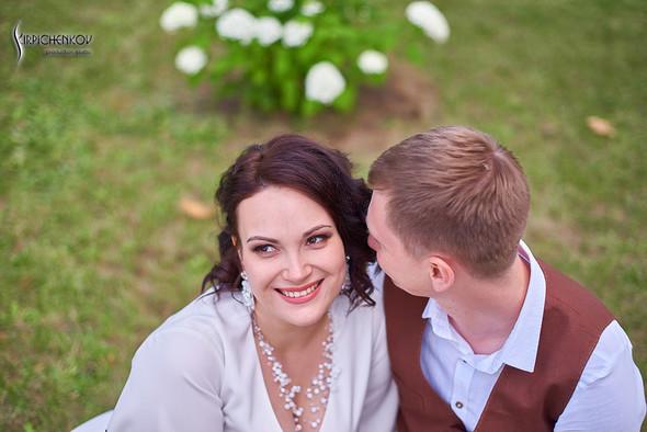 Свадебные фото в Сухолучье, Киевское море и сьемка в поле  - фото №39