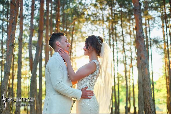 Свадебные фото на территории Соби Клаб, выездная церемония - фото №89