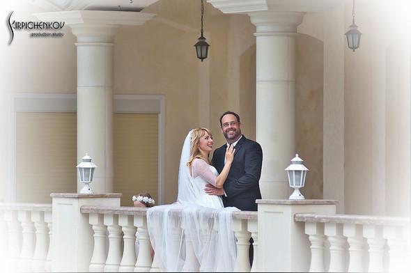 Свадебные фото на море в Одессе, фото в Оперном театре и на маковом поле - фото №46