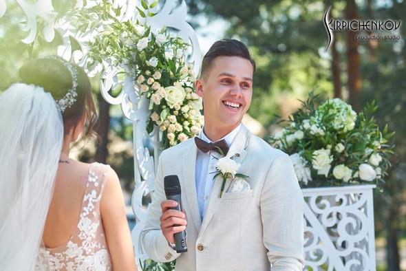 Свадебные фото на территории Соби Клаб, выездная церемония - фото №78