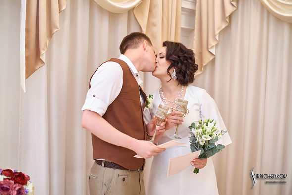 Свадебные фото в Сухолучье, Киевское море и сьемка в поле  - фото №62