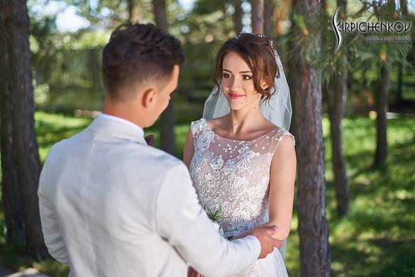 Свадебные фото на территории Соби Клаб, выездная церемония - фото №59