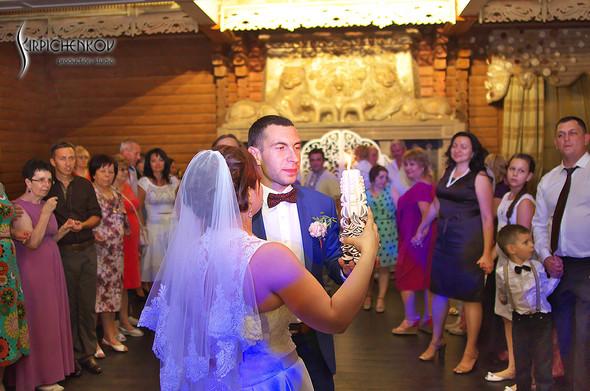 Свадебные фото на Мануфактуре и выездная церемония в ресторане Kidev - фото №95