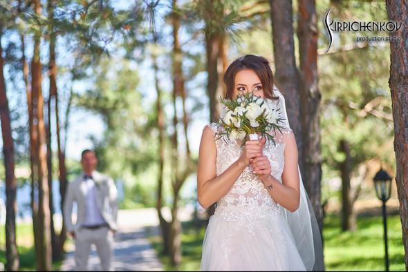 Свадебные фото на территории Соби Клаб, выездная церемония - фото №57