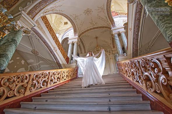 Свадебные фото на море в Одессе, фото в Оперном театре и на маковом поле - фото №75