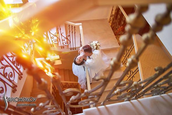 Свадебные фото на территории Соби Клаб, выездная церемония - фото №41