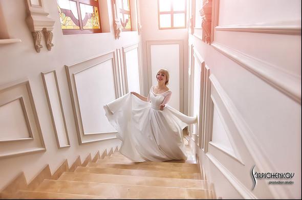 Свадебные фото на море в Одессе, фото в Оперном театре и на маковом поле - фото №14
