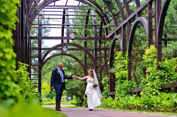 Свадебная фотосьемка в Межигорье - фото №37