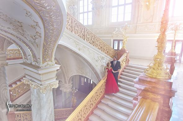 Свадебные фото на море в Одессе, фото в Оперном театре и на маковом поле - фото №84