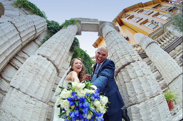 Свадебная фотосьемка в Межигорье - фото №43
