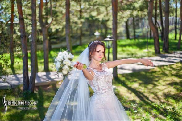 Свадебные фото на территории Соби Клаб, выездная церемония - фото №63